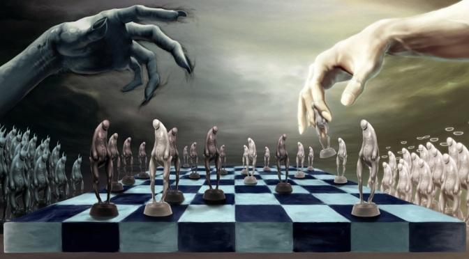 Gli Angeli e i Demoni, inganno e collaborazione spirituale